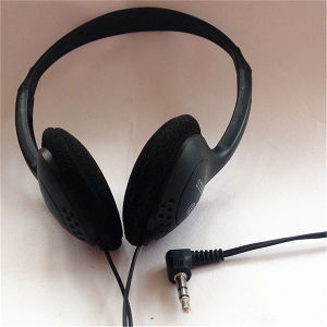 Low Cost Stereo Headband Headphones Bulk pictures & photos