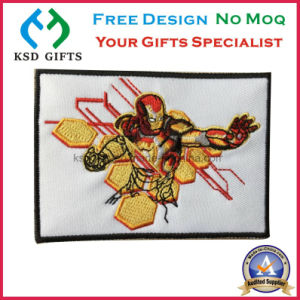 Popular Fabric Garment Accessories /Custom Embroidered Patch pictures & photos