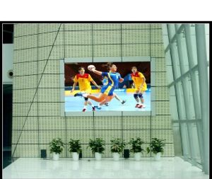 High Contrast Indoor P6 Full Color LED Display pictures & photos