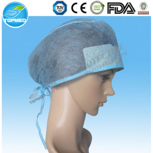 SBPP Doctor Cap with Ties, Machine Made Doctor Cap pictures & photos