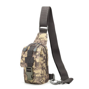 Anbison Sports Tactical Outdoor Cycling Shoulder Chest Bag pictures & photos