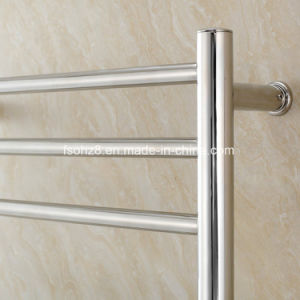 Stainless Steel Electric Heated Towel Rack for Bathroom pictures & photos