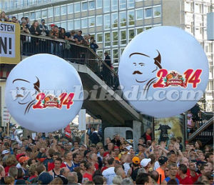 Parade Sphercial PVC Helium Balloon for Event K7047 pictures & photos