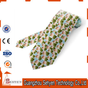 Cheap Wholesale Man Elastic Silk Necktie pictures & photos