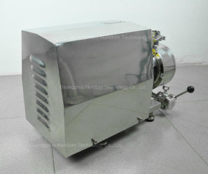 Stainless Steel High Shear Homogenizer Emulsifier Pump pictures & photos