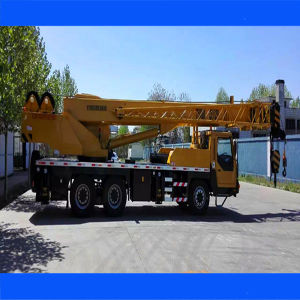 China Best Quality 20 Ton Mobile Truck Crane Supplier pictures & photos