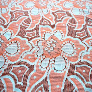 Polyster Textile Lace Fabric for Sale pictures & photos