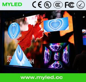 HD Indoor Advertising/LED Display/ LED TV pictures & photos