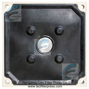 Leo Filter Press Anti Acid Rubber Membrane Filter Plate pictures & photos
