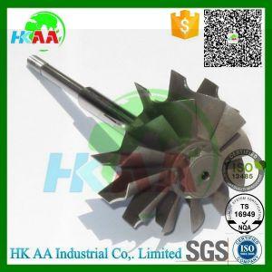 Ts16949 Standard High Performance Turbine Wheel Shaft pictures & photos