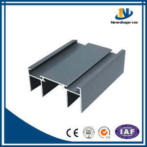 Powder Coating Aluminium Profiles for Construstion Application pictures & photos
