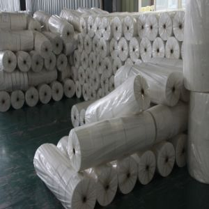 Eco-Friendly&Anti-Bacterial Microporous PP Spunbond Nonwoven Fabric Face Mask pictures & photos
