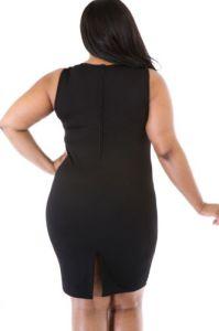 Online Cocktail Party Fashion XXL Size Women Casual Dress pictures & photos