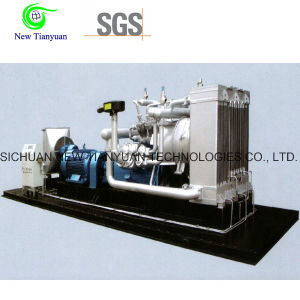 Small Compact Design Natural Gas Compressors for Sale pictures & photos