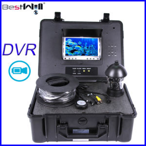 Underwater Camera 360 Degree Rotation Camera CR110-7C with DVR Video Recording with 20m to 300m Cable pictures & photos