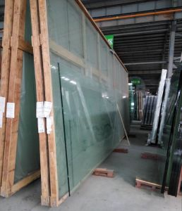 Tempered Laminated Glass Window / Wall Tempered Glass Tempered Laminated Glass pictures & photos