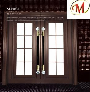 Glass Door Handle Stainless Steel Material pictures & photos