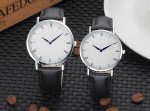 Yxl-576 2017 Best-Selling Hot Sell Fashion Simple Relaxation Valentine Couple Watches pictures & photos