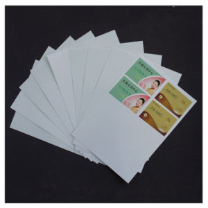 Popular Blank Inkjet PVC Sheet for Inkject Card pictures & photos