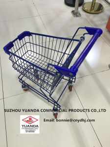 Supermarket Kids Toy Shopping Trolley Cart for Children pictures & photos