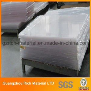 Clear Acrylic Plastic PMMA Sheet/Perspex Sheet Plexiglass pictures & photos