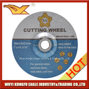 Abraisve Cutting Disc for Stainless Steel En12413 7′′ 180*3mm pictures & photos