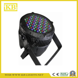 IP65 120PCS*3W RGBW Waterproof PAR Light for Outdoor pictures & photos