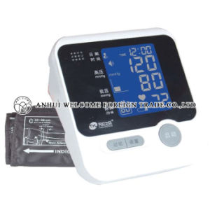 Electronic Blood Pressure Monitor Upper Arm pictures & photos