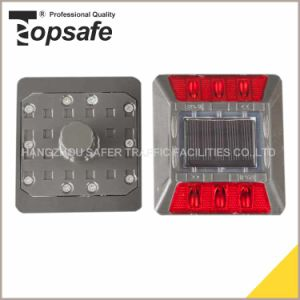 6 LED Solar Road Stud (S-1724) pictures & photos