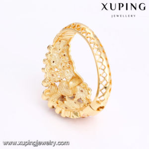 Bangle-178 Fashion Charming Zircon Colorful Animal Butterfly Design Gold Bangle pictures & photos