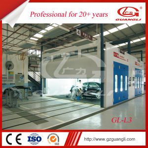 Professional Guangli High Quality Vehicle Equipment Powder/Painting Coating Line pictures & photos
