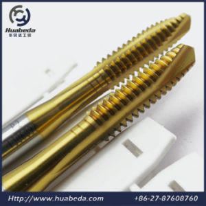 CNC Cutting Tool, Full Grinding Cutting Taps pictures & photos