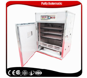 Automatic Incubator for Hatching Eggs for 264 Eggs pictures & photos
