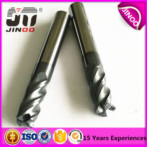 6 Flute Carbide Endmills for Milling Machine Tooling pictures & photos
