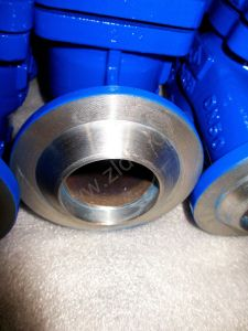 DIN Bellows Globe Valve Butt Weled Ends for Steam System pictures & photos