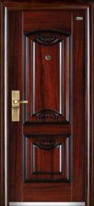 Low Price China Steel Security Doors, Steel Doors pictures & photos