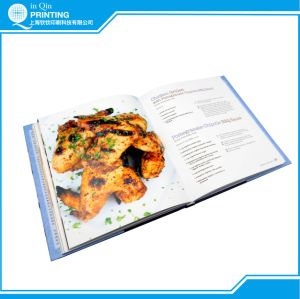 Professional Custom-Made Cook Book Printing Service pictures & photos