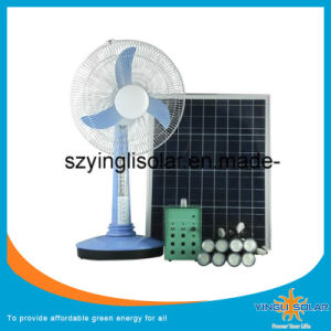 30W 40W Solar Lighting Kit with Solar Fan pictures & photos