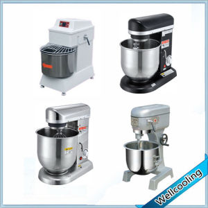 Multi Function Commercial Food Mixer with 3 Beaters pictures & photos