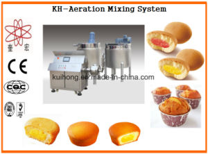 Kh-600 Automatic Cake Mixer Machine pictures & photos
