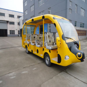 Fish Shape 23 Seats Sightseeing Electric Car pictures & photos