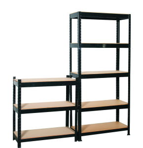 Metal Rack Storage Shelf with Cabinet (9045C) pictures & photos