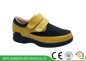 Men′s Health Shoes Stretchable Wide Diabetic Shoes Comfort Footwear pictures & photos
