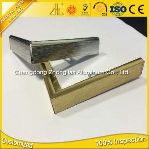 Aluminium Profile to Make Picture Frames pictures & photos