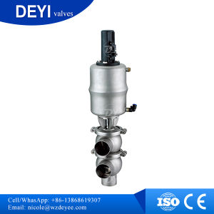 50.8mm Sanitary Pneumatic Divert Seat Valve pictures & photos