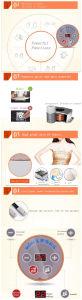 Mimir Massage Shawls Shoulder Massage MB-01A pictures & photos