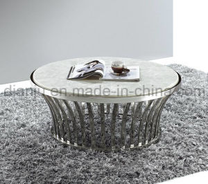 Stainless Steel Furniture Coffee Table (CT011) pictures & photos