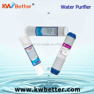 "PP String CTO GAC Water Purifier with 10"" 20"" 30"" pictures & photos"