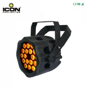 Outdoor 18 PCS 18X10W RGBWA+UV 6in1 PAR Light pictures & photos