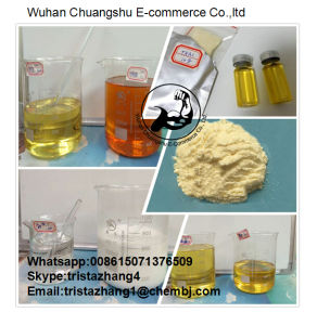 98% Methyltrenbolone Steroid Powder CAS: 965-93-5 for Bulking Cycles pictures & photos